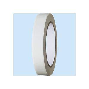 (まとめ) TANOSEE 紙両面テープカッターなし 40mm×20m 1巻 【×10セット】 〈簡易梱包
