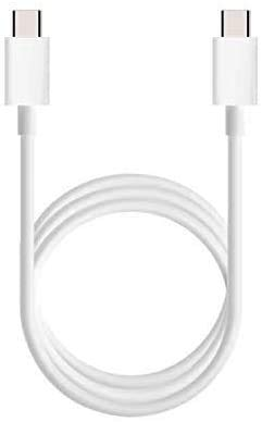 Milipow 100 W Cable de carga tipo C a Type-C para MacBook 16 pulgadas MacBook 13 pulgadas MacBook 2018 2017 2016 Dell XPS13 XPS15 Yoga 5 C930HP HP EliteBook Folio G1