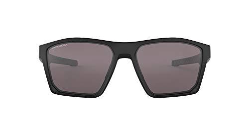 OAKLEY Targetline 939702, Gafas de Sol para Hombre, Negro (Matte Black/Black), 58