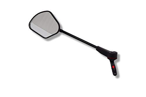 ViD® Klappbarer Fahrradspiegel KF Sport   Sicherheitsspiegel   Lenkerspiegel   Seitenspiegel   Rückspiegel   Fahrradspiegel klappbar  