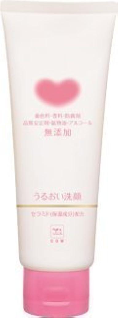 ナビゲーションアレンジ高い【まとめ買い】カウブランド無添加 うるおい洗顔 110g ×2セット