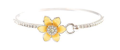 Equilibrium Radiant Daffodil Bangle