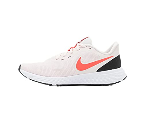Nike Revolution 5, Scarpe da Corsa Donna, Rosa Nero, 42 EU