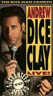 Andrew Dice Clay Live: The Dice Man Cometh [VHS]
