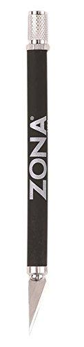 Zona 39–910Soft Grip Messer mit No11Klinge im Griff