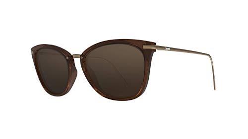 Óculos de sol Luiza Secret AdultoUnissex Marrom Único