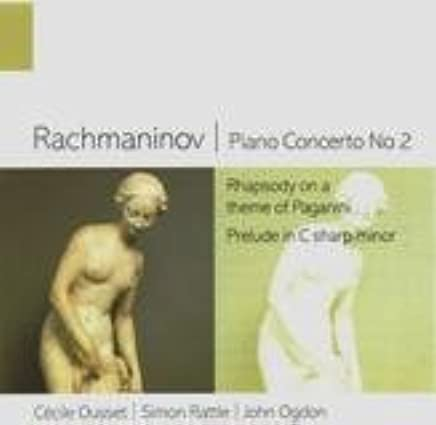 Sergei Rachmaninov, Sir Simon Rattle, City of Birmingham