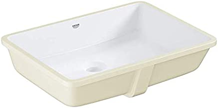 Grohe Cube Ceramic Under-Counter Wash Basin 50, 3948000H