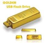 USB Speicherstick Goldbarren Imitation 8 GB