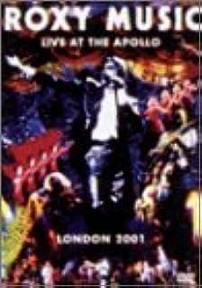 ロキシー・ミュージック: ライヴ・アット・アポロ 2001 [DVD]