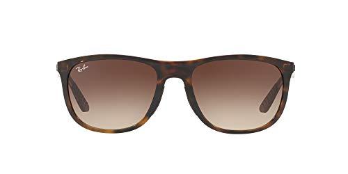 Ray-Ban RB4291F-8053672836288 Gafas de sol, Marrón (Brown), 58.0 para Hombre