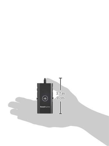 SoundBlasterG3PS4/Switch/PC/Macのヘッドセットで高音質チャット/テレワーク本体/スマホアプリで簡単制御PS4のゲーム音と味方の声が聴きたい音だけ大きく聴けるゲーミングアンプSB-G-3