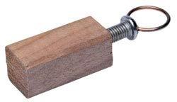 Generico Richiamo Tordo in legno a vite