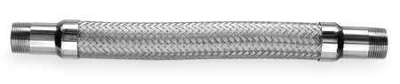 Flexible Metal Regular Over item handling discount Hose 1 Length In 12 4