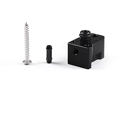 ZhuFengshop Turbo Boost Tap para Golf Mk7 2.0 TSI FOR-TSI Gen 3 EA888 Adaptador de Sensor de vacío (Color : Black)
