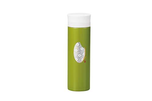 たつみや(Tatsumiya) 軽量ステンレスマグボトル 300 緑 米もん 36619