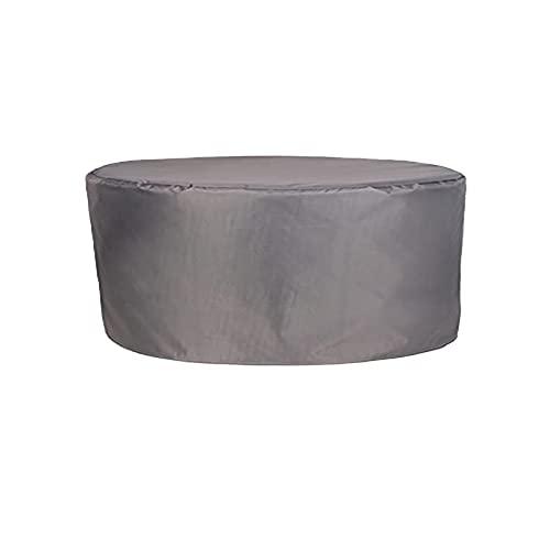 Rotondo Copertura Tavolo Esterno 140x80cm, Copertura Mobili da Giardino Impermeabile, Copri Tavolo da Esterno,Anti-UV Tessuto, per Copertura Copri Tavolo