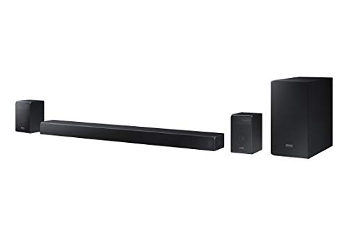 Review Samsung HW-N950 Soundbar with Dolby Atmos