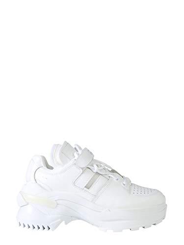 Maison Margiela Luxury Fashion Damen S39WS0037P2695T1003 Weiss Leder Sneakers   Frühling Sommer 20