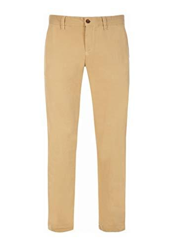 ALBERTO Garment Dyed Pima Cotton Chino Modell Lou in 33/32