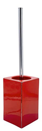 Ridder 2241406 Chichi - Escobilla de Inodoro (cerámica), Color Rojo