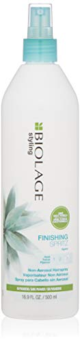 BIOLAGE Styling Finishing Spritz Non-Aerosol Hairspray | Texturizing Hairspray That Locks Style In Place | Firm Hold | Paraben-Free | For All Hair Types |16.9 Fl Oz.