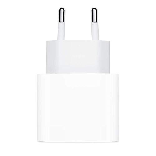 Carregador Para iPhone + Cabo de 1 Metro 20W USB-C para Lightning - A1692