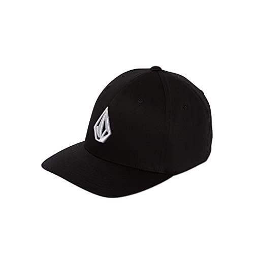 Volcom Herren Stone Recycled Xfit Mütze, schwarz, L/XL
