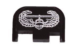Best Buy! Glock Back Plate AIR Assault Wing (Mechanical Engraved)