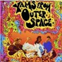 Yams From Outer Space, Rug Fiber (Ill Music Inc Ycd-002 1985 Compact Disc)