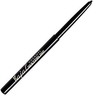 VASANTI Kajal Waterline Eyeliner Pencil - Long-lasting, Waterproof, Smudge-proof, Safe for Sensitive Eyes, Waterline Eye L...