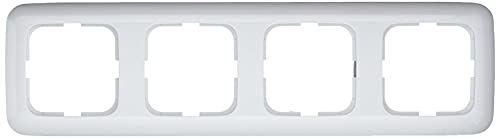BJ 2514-214 Rahmen 4-fach alpinweiß Reflex SI