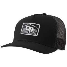Outdoor Research Advocate Trucker Cap - Vintage Logo, Curved Brim, Mesh Back, Snap Back, Adjustable...