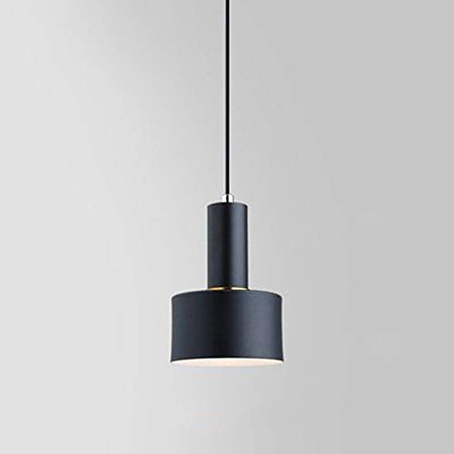 Tête Simple En Aluminium Pendant Light, Café Créatif E27 / E26 Hanging Light, Barre Ceiling Pendant Moderne Et Minimaliste, Réglable 120 cm Hors Ligne Chandelier,B