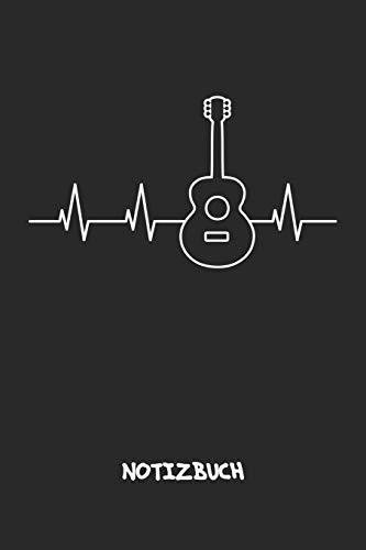 NOTIZBUCH: Notebook für Sänger Musik Bands & Instrumente Liebhaber - musikalisches Geschenk für Freundin und Freund | Notizheft in A5 (6x9 Inch) | ... | Geburtstagsgeschenk für Männer und Frauen