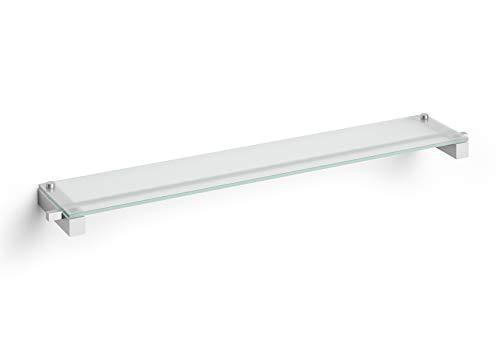Preisvergleich Produktbild ZACK CARVO Badezimmer-Regal,  Edelstahl,  Silber,  One Size