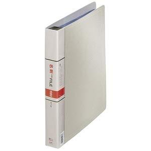 コレクト 名刺カードファイル CF-6110-GY A4L 1000名