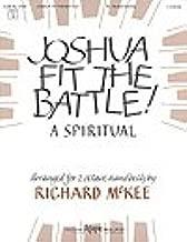 JOSHUA FIT THE BATTLE! - Richard McKee - - Handbells - Sheet Music