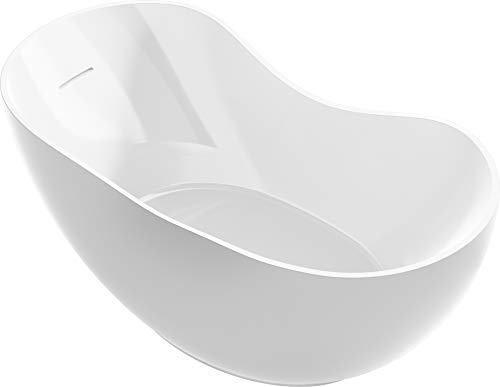 Learn More About Kohler K-1800-0 Spectacle Bathtub, White