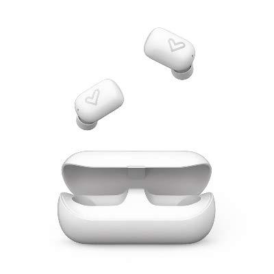 Energy Sistem Urban 4 Auriculares inalámbricos con Bluetooth y Tecnología True Wireless (Funda de Carga, Control tactil, IPX5) - Snow