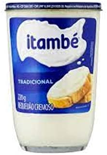 Requeijão PACK OF 12   Itambe Cream Cheese   Cream Cheese   Requeijao Tradicional   PACK OF 12