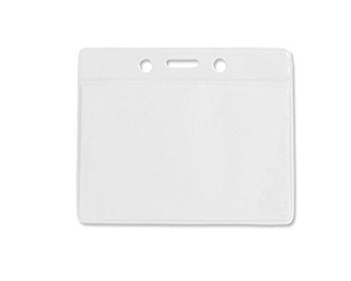 ID-kaart Het 50 x Plastic Pocket Portemonnee Identiteitskaart met Pass-badgehouder