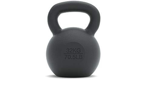 SIDEA Iron Black Kettlebell kg. 32