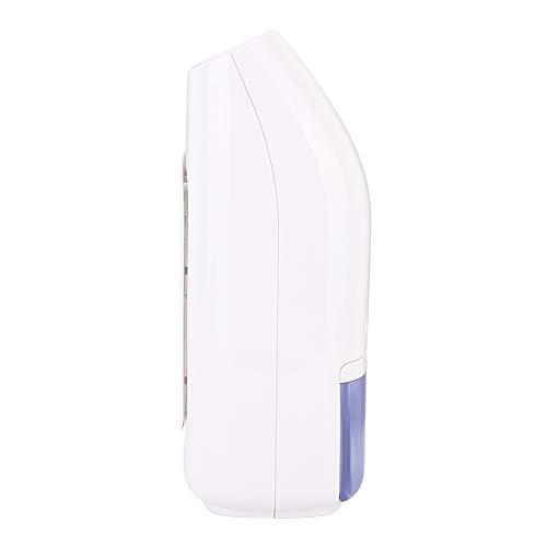 Changor Mini deshumidificador de la casa Blanca, ABS 110-240V 700LML Energy Star Dehumidifier