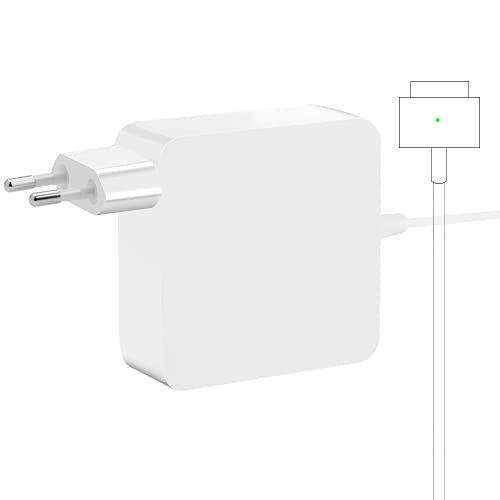 Compatible con el Cargador de MacBook Pro, el Cargador de energía magnético 60W T-Tip, Compatible con un Libro de Mac de 13 Pulgadas (Modelo Anterior de Mediados de 2012), Adecuado para 45W / 60W