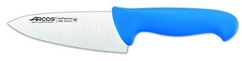Cuchillos De Cocina Arcos Mango Azul Marca Arcos