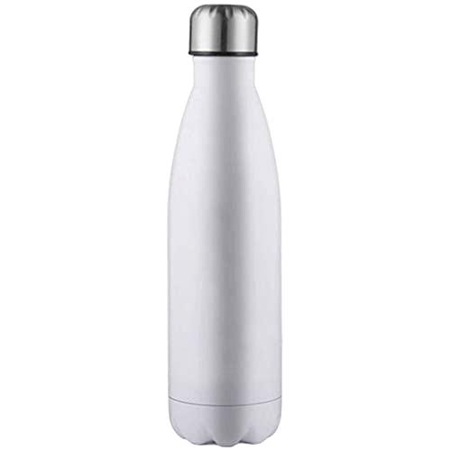 N\C 350/500/750/1000 ml - Termo de doble pared de acero inoxidable para botella de agua termo de aislamiento en frío para el deporte