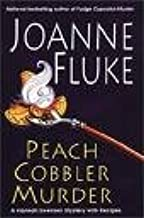 Peach Cobbler Murder [UNABRIDGED CD] (Audiobook) (Book 7, The Hannah Swensen mystery series)