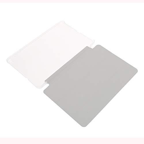 Tableta Cubierta de PU Tableta, Estuche Protector de Soporte ultradelgado, Diseño de Bordes, Protección anticaídas, Adecuado para Alldocube iplay30 PC Carcasa Transparente(Oro Rosa)