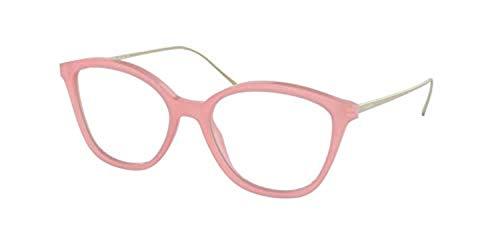 Prada 0PR 11VV Monturas de gafas, Opal Pink, 51 para Mujer